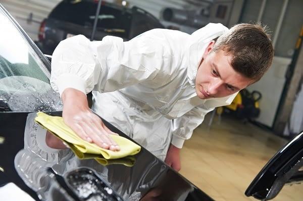 polishing-car