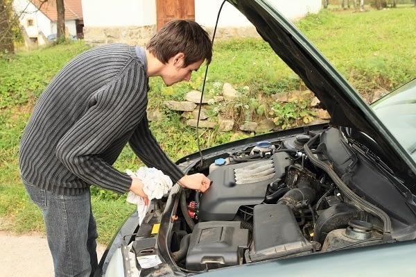 check-car-engine
